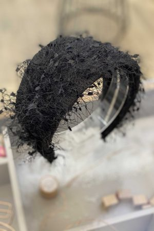 קשת Fuzzy שחור