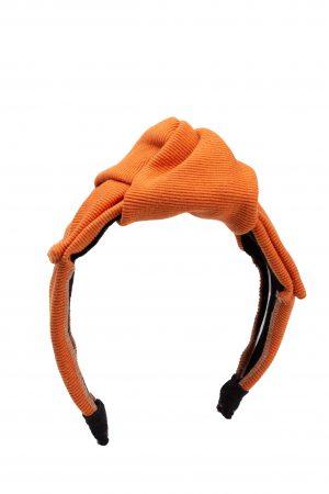 קשתות לשיער קשת Teddy כתום תפוז